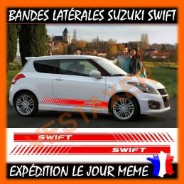 2 bandes Latérales Suzuki...