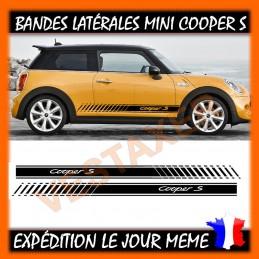 bandes Latérales Mini Cooper S