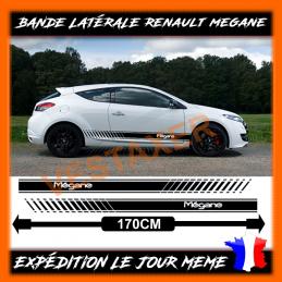 bandes Latérales Renault Megane Sport
