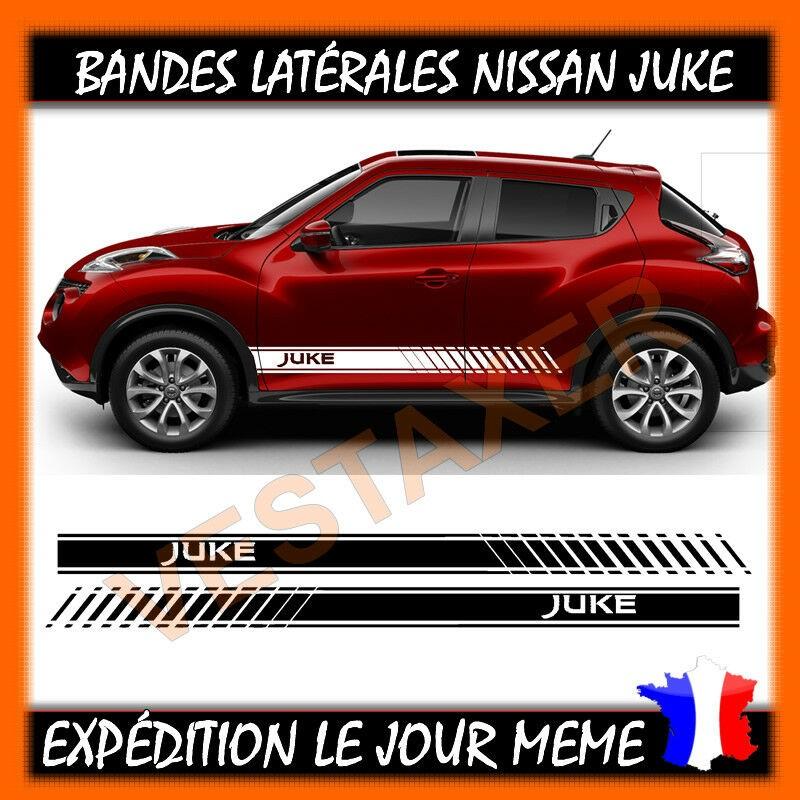 bandes Latérales Nissan Juke Sport