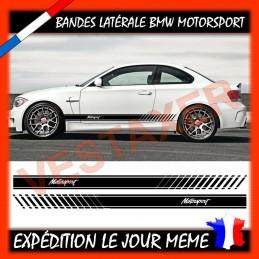 bandes Latérales BMW Motorsport