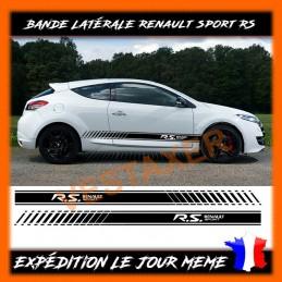 bandes latérales Renault...