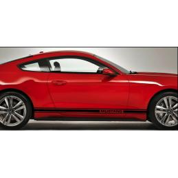 Bandes Latérales Ford Mustang