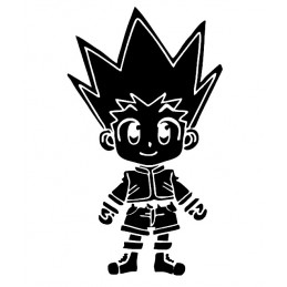 Stickers Mini GON HxH