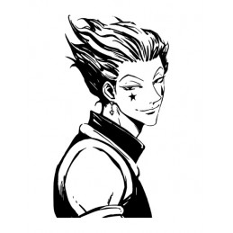 Stickers Hisoka Hunter X Hunter