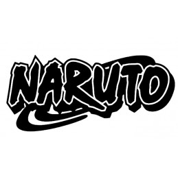 Stickers Logo Naruto