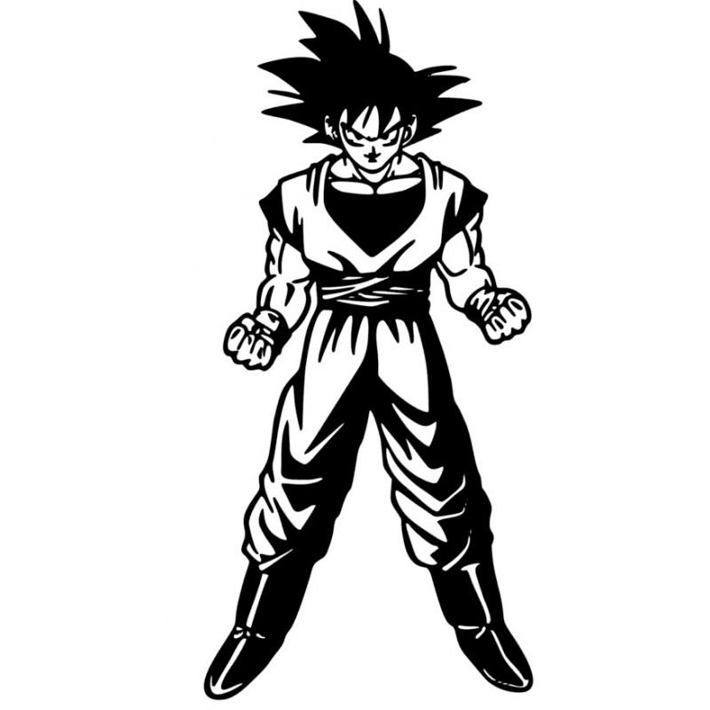 Stickers Goku Dragon Ball