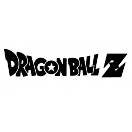 Stickers Logo Dragon Ball Z