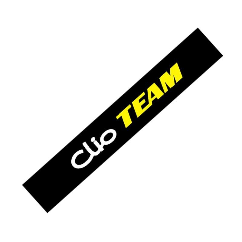 Bande Pare-Soleil Clio Team