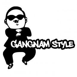 Stickers Gangnam Style