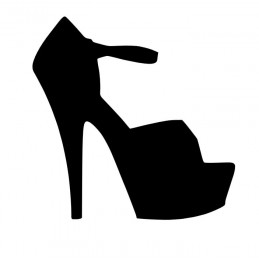 Stickers Chaussure Femme