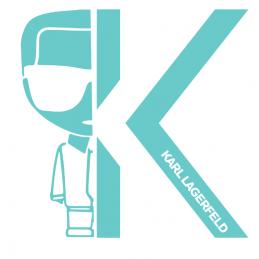 Stickers Karl Lagerfeld