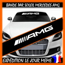 Bande Pare-Soleil AMG