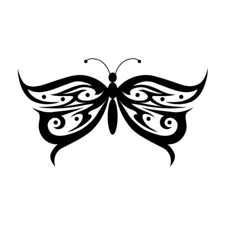 Stickers Papillon 9