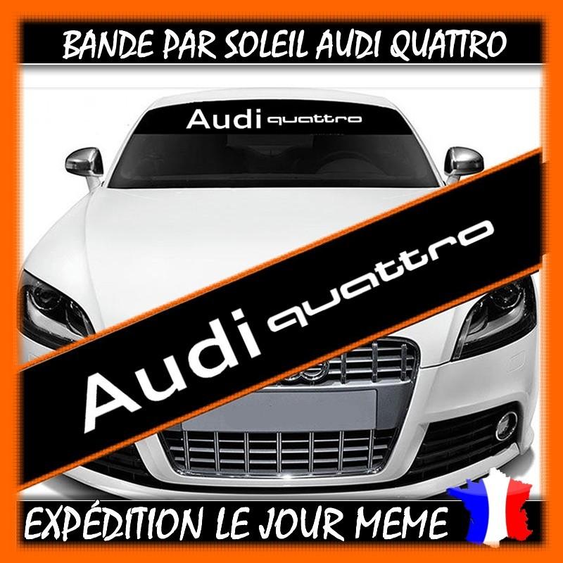 Bande Pare-Soleil Audi Quattro