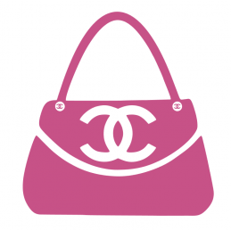 Sticker Sac Chanel