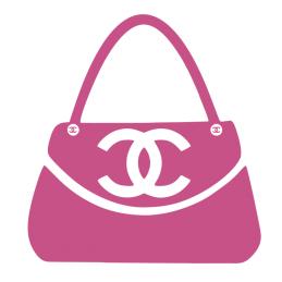 Sticker Sac Chanel