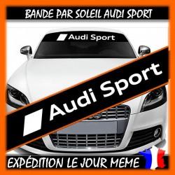 Bande Pare-Soleil Audi Sport