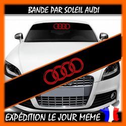 Bande Pare-Soleil Audi