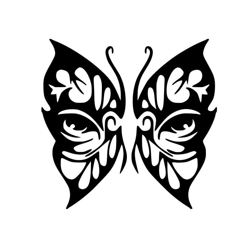 Stickers Papillon 21