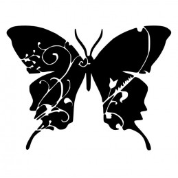 Stickers Papillon 20