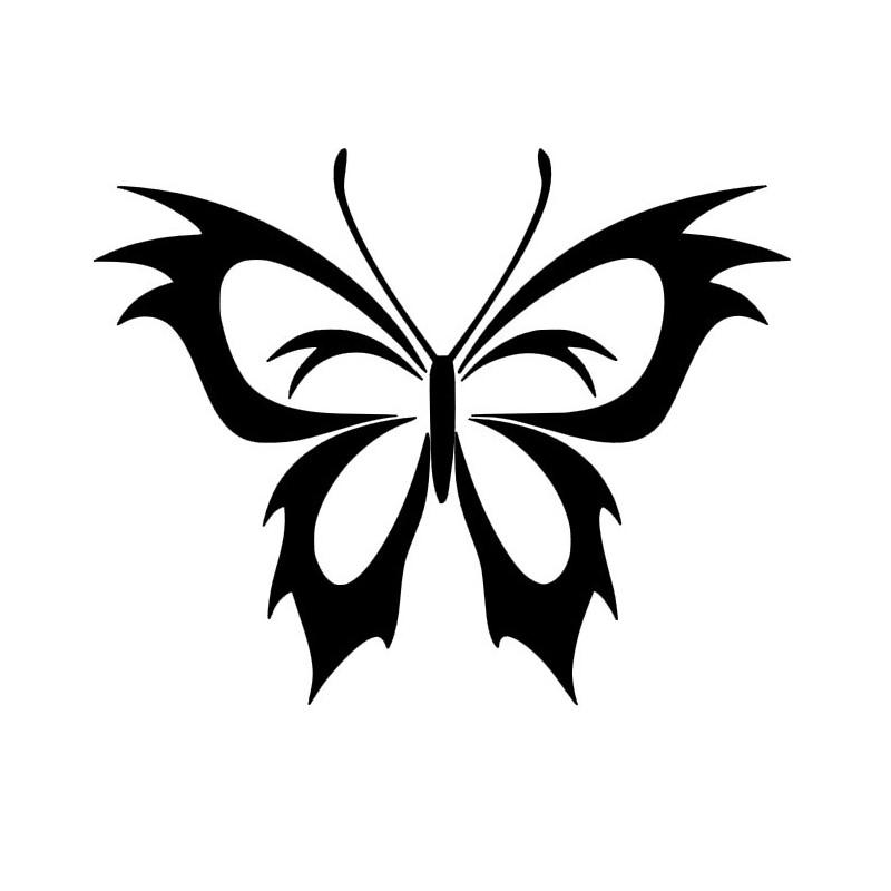 Stickers Papillon 19