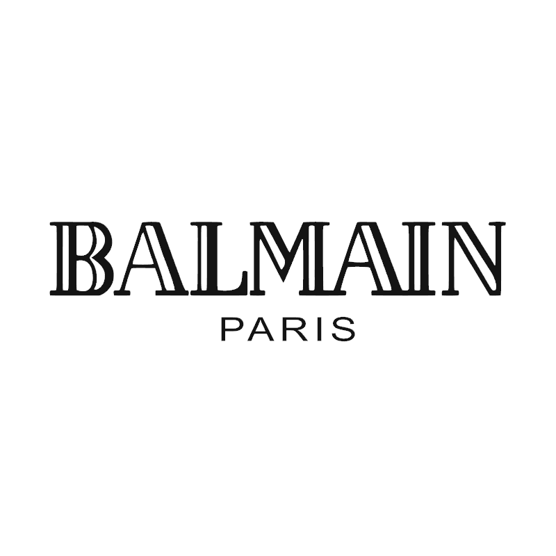 Stickers Balmain Paris