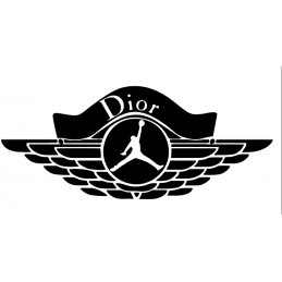 Stickers Air Dior Jordan