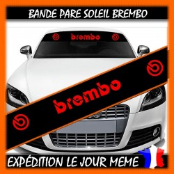Bande Pare-Soleil Brembo