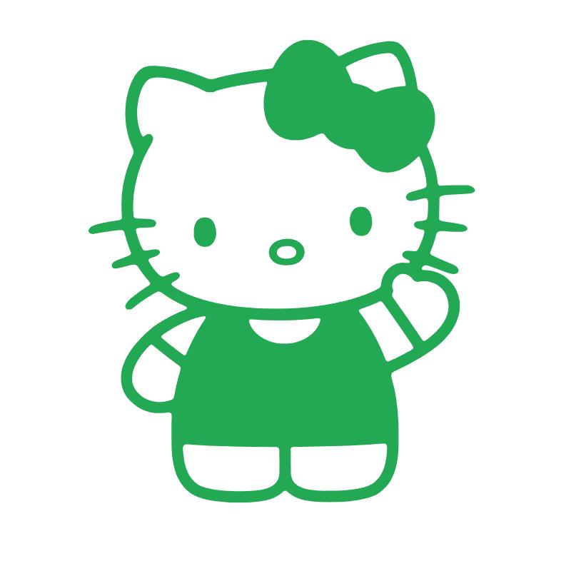 Stickers Hello-Kitty