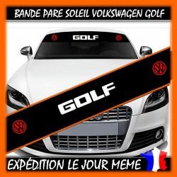 Bande Pare-Soleil Volkswagen Golf