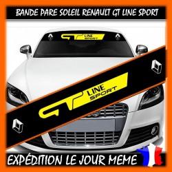 Bande Pare-Soleil Renault...