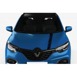 bandes Capot Renault Kadjar