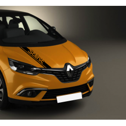 bandes Capot Renault Scenic