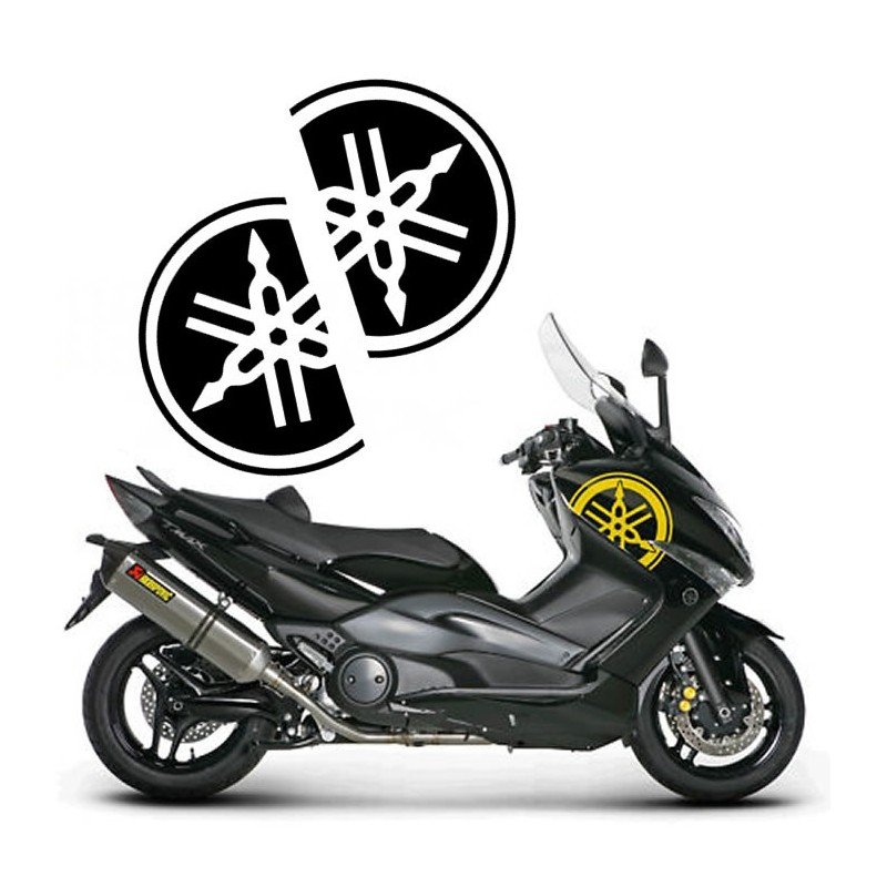 Stickers Tmax Diapason Yamaha 530 dx