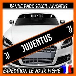 Bande Pare-Soleil Juventus