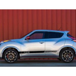 Bandes latérales Nissan Juke