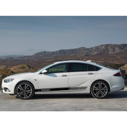 Bandes latérales Opel Insignia