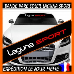 Bande Pare-Soleil Renault Laguna Sport