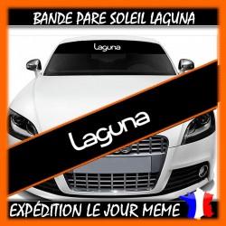Bande Pare-Soleil Renault Laguna
