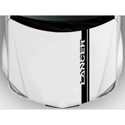 bandes Capot Mitsubishi Lancer