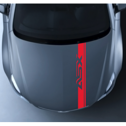 bandes Capot Mitsubishi ASX