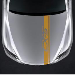 bandes Capot Mazda CX-5