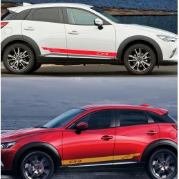 Bandes latérales Mazda CX-3