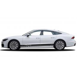 Bandes latérales Audi 426