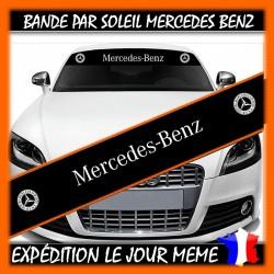 Bande Pare-Soleil Mercedes-Benz
