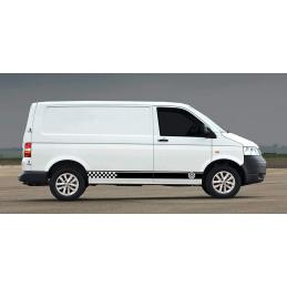 Bandes latérales VW Transporter