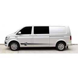 Bandes latérales Transporter VW