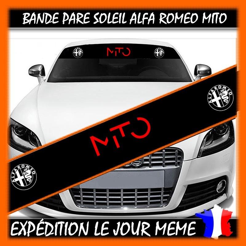 Bande Pare-Soleil Alfa Romeo Mito