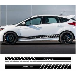 Bandes Latérales Ford Focus